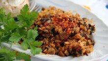 Начинът на приготвяне на ориза намалява калориите с до 50%