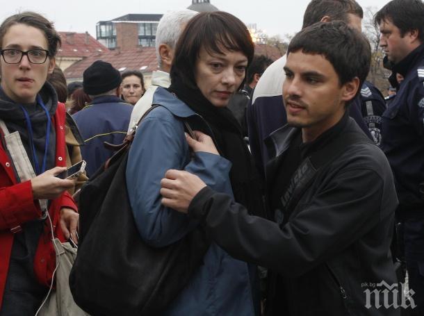 САМО В ПИК! Прокопиева изтрещя. Обижда полицаите, спуска опорни точки на министър Бъчварова