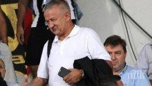 Крушарски: Ако това съдийство продължава ще бойкотираме следващия мач