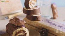 Руло с шоколад