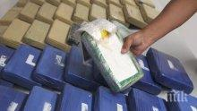 В Гватемала заловиха половин тон кокаин