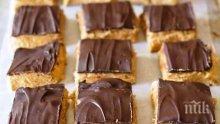 Домашни шоколадови пастички
