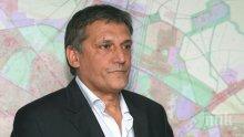 Главният архитект на София Петър Диков хвърли оставка, бил твърде дълго време на поста