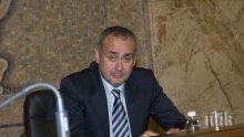 Борис Велчев е новият председател на Конституционния съд