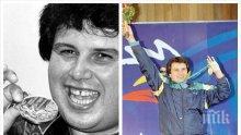 Как Таню Киряков стана шампион на два строя