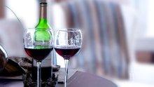 Младо вино се лее в Стария Пловдив