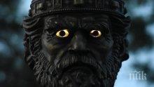 Очите на цар Самуил лъснаха в американска класация на абсурдни паметници