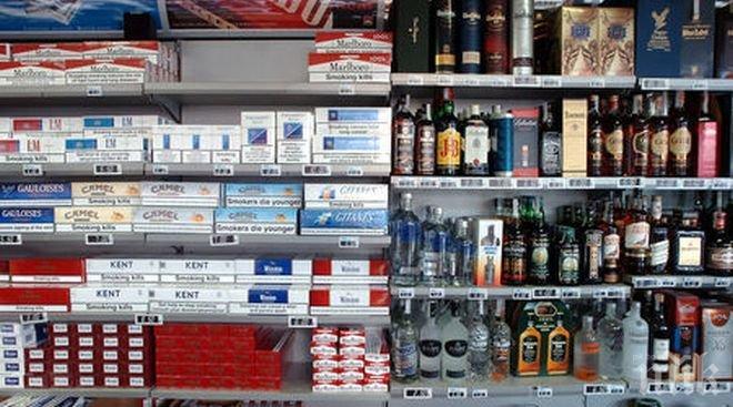 За последните 9 месеца от ЕС най-много сме внасяли алкохол, тютюн и безалкохолни