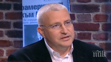 Светослав Малинов от ДСБ: Заплаха за стабилността на правителството няма