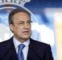флорентино перес оставката бенитес доброто решение момента