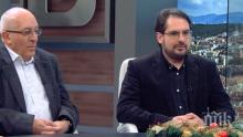 Юрий Асланов: Поведението на Радан Кънев остава необяснимо