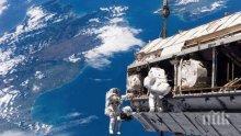 """Ракетата """"Фалкон"""" 9 успешно се върна на Земята"""
