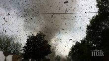 Мощна буря връхлетя САЩ: Най-малко десет души загинаха