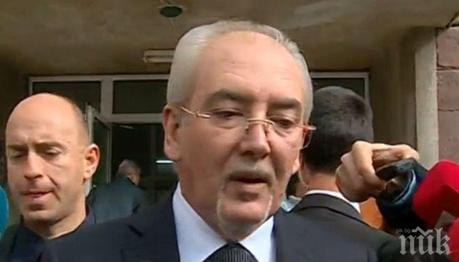 Извеждат тайно Местан от турското посолство! Депутатът бяга с дипломатическа кола