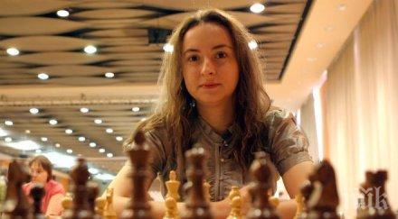 Трета победа за Антоанета Стефанова в Доха