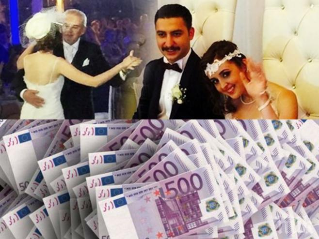 РАЗГАРЯ СЕ ЖЕСТОК СКАНДАЛ! Откъде дойдоха милионите за двете сватби на щерката на Местан? Втората венчавка като царско събитие в Истанбул! (снимки)