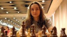 Стефанова с реми в Доха