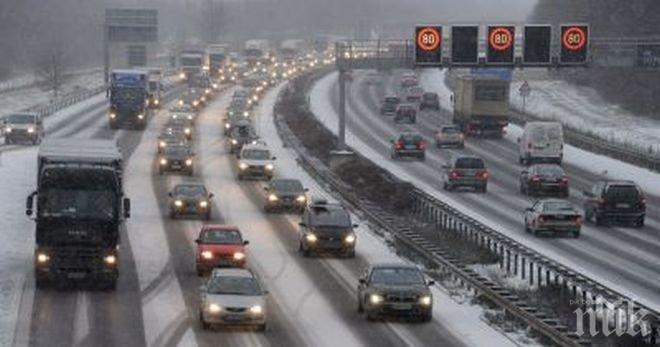 Голямото прибиране започна: 200 хил. коли се очаква да влязат в столицата днес!