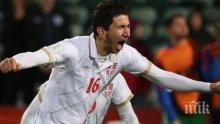 Сръбски национал подписва с Ливърпул, после се връща в Цървена звезда