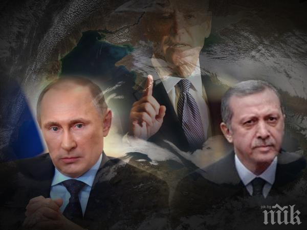 Прокопиев и Огнян Донев в затвора. Забраняват Америка за България. Внасяме си Путин, който разгонва бежанската измет. Звучи като добро начало, нали?