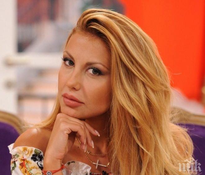 ЖЕСТОК ИНЦИДЕНТ! Венета Харизанова се потроши във фитнес зала! 35 килограма желязо паднаха върху главата й! Вижте на какво заприлича лицето й  (снимки)