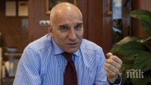 Малко повече депозити, отколкото кредити, призова Хампарцумян