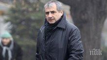 Лъчо Танев: Ще опростя 100 хил. евро на ЦСКА, за да помогна на клуба
