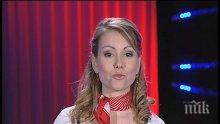 """Вижте докъде водят пачките от """"Америка за България""""! Галя Щърбева се ошишка като матрьошката Лора Крумова"""
