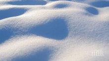 Най-много сняг е натрупал в София и Драгоман