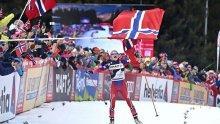 Терезе Йохауг спечели ски-бягането на 10 км-свободен стил
