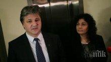 Димитър Узунов: Не приемаме грубата намеса, настояваме за диалог между властите