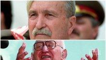 Синът на дясната ръка на Тато - Добри Джуров хвърли бомба: Баща ми има пряко участие в свалянето на Живков