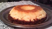 Арабска торта с крем карамел
