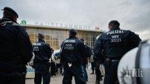 Арестуваха 17-годишен афганистанец за изнасилване в Кьолн