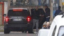 ПЪРВО в ПИК! Мутрата Слави Трифонов пристигна с охрана на разпит в СДВР за заплахите срещу Недялко Недялков! (обновена и снимки)