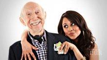 ШОК! Пенсионер почина по време на секс с проститутка, жрицата се заклещила в стареца (шокиращо видео 18+)