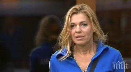 """Скандал! Ернестина Шинова предаде приятелките си! Вижте как се отрече от плеймейтките, които осинови във """"Вип Брадър"""""""