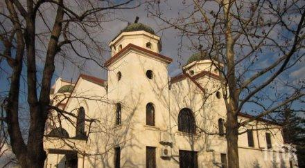 Мюсюлманин дари 5000 лева за спасяването на църковни стенописи