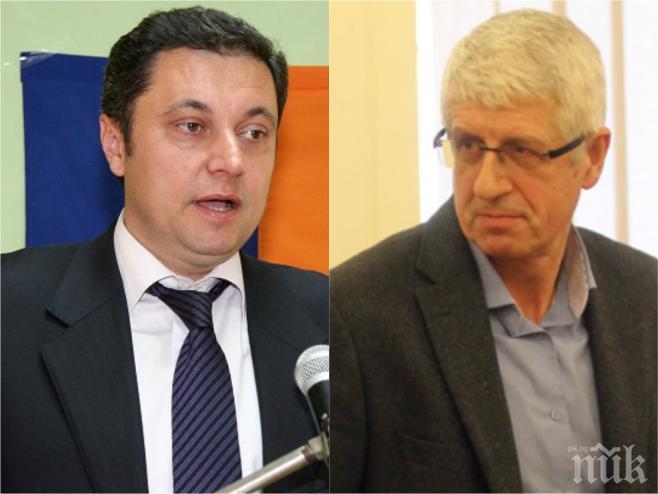 ПЪРВО в ПИК! Съюзът на съдиите се саморазправи с Яне Янев - осъди го по делото на Румен Овчаров!