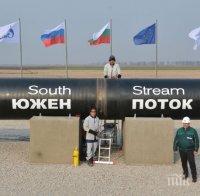 """Сърбия съжалява за спирането на строителството на газопровода """"Южен поток"""", заяви сръбският посланик в Русия"""