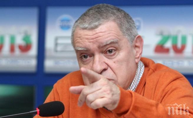 ЕКСКЛУЗИВНО! Мишо Константинов: Анкара е в паника заради Сирия, а Местан се провали, подкрепяйки политиката й