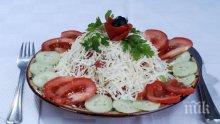 Диетолог: Зимните салати подсилват организма през студените месеци