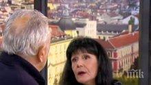 СКАНДАЛ по НОВА! Ива Николова размаза Сашо Диков: Миришеш на чесън, с теб в студиото мога само да си поръчам ракия, шопска салата и тройка кебапчета!