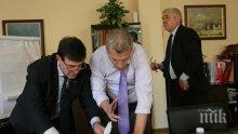 Ексклузивно! Депутатът от БСП Бойчев поиска арест за здравния министър Петър Москов!