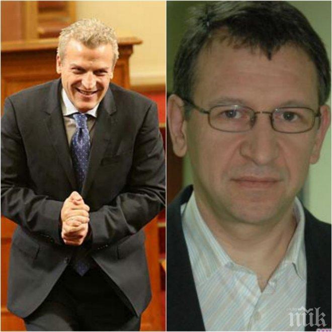 Д-р Стойчо Кацаров пред ПИК за ада в здравеопазването: Националната здравна карта, създадена от Москов, е незаконна!