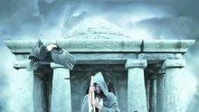 Игумен левитира с помощта на ангели