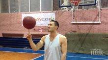 Екшън в София: Баскетболист гони автоджамбази, опитали да откраднат колата му