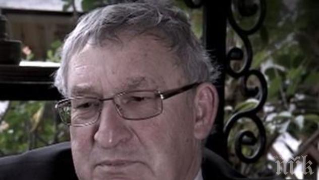 ЕКСКЛУЗИВНО! Историите на бившия шеф на затворите, разказани дни преди смъртта му