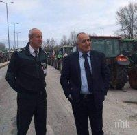 Борисов: Ако блокадата на границата ни с Гърция не приключи до два дни, ще считам, че това е насочено към България (видео)