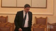 ПЪРВО в ПИК! Ненчев: Готов съм да подам оставка. Утре това ще се реши